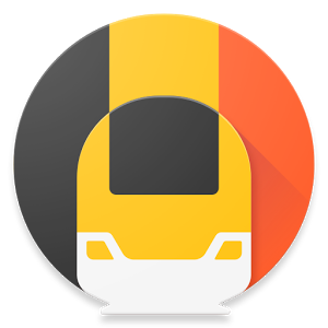 BeTrains Android app